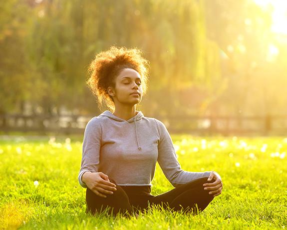 diploma trauma meditation
