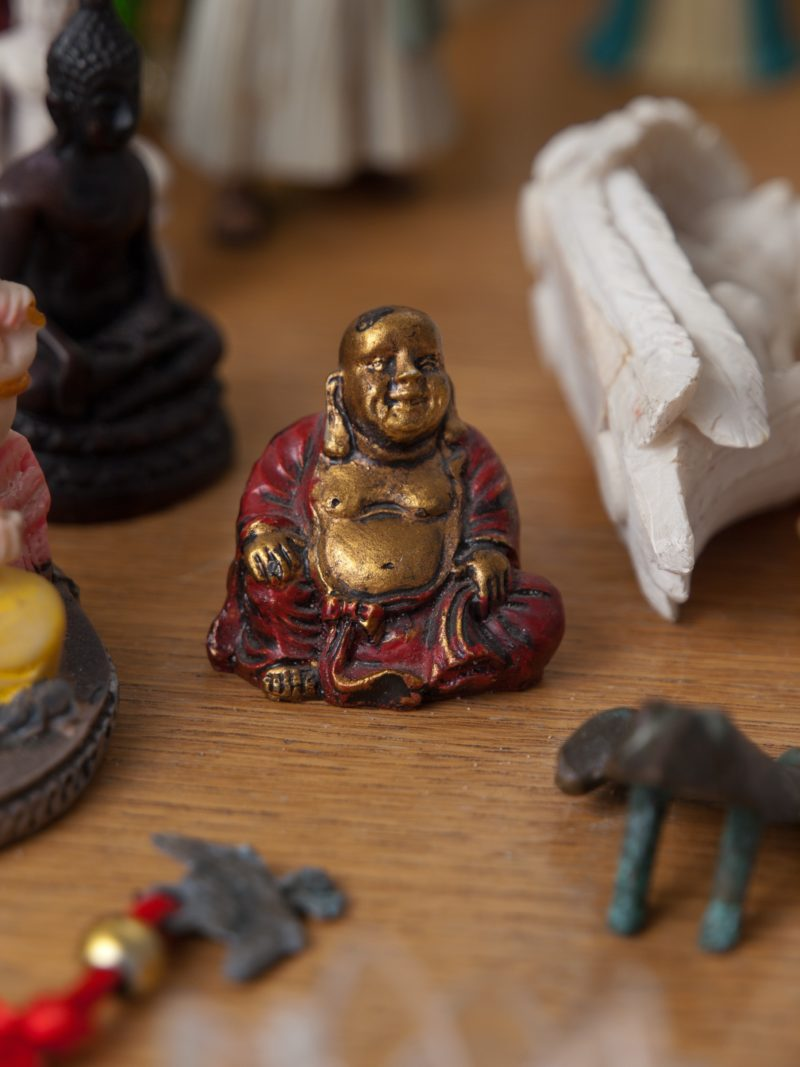 buddhism and psychotherapy sandplay figure