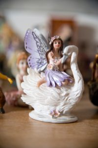 jung's archetypes fairy on swan