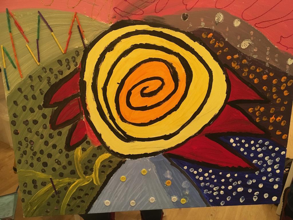 creative expressive arts therapy